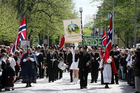 17. MAI: Det er mange aktiviteter rundt om i distriktene på 17. mai - i tillegg til alt som foregår i sentrum.