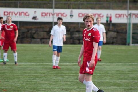 CUPDUELL: Kråkerøyspiller torsdag bortekamp i cupen mot Sarpsborg 08.
