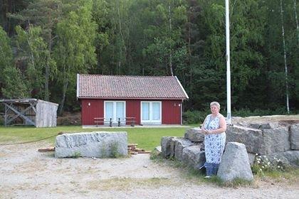 FØLER SEG FORBIGÅTT: Lederen av velforeningen er skuffet over at Halden kommune har mange planer for området uten at de som bor der blir involvert.