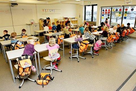 TETT NOK? Er det nok lærere i klasserommene i Fredrikstad? Og hvordan står det til med spesialundervisningen? Det skal kommunerevisjonen gå nærmere etter i sømmene.