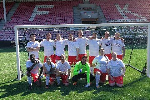 Ny triumf: FFK vant 7-2 over Stabæk i onsdagens toppkamp på Stadion. (Foto: Lars Petter Hansen)