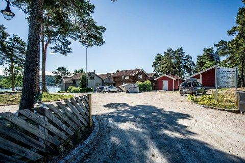 Brunstad Kristelige Menighet i Østfold, tidligere kjent som Smiths venner, har god og solid økonomi. Her fra organisasjonens lokaler i Skjærviken.