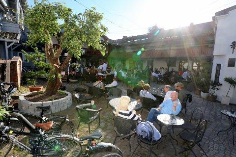 FLERE PUBER: Gulating Pub i Gamlebyen åpnet dørene i juni. Nå planlegger kjeden å åpne 40 nye puber i løpet av få år - med Hansa Borg Bryggerier på laget.