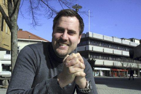 STØTTESPILLER: Nicolai Olsen har kjøpt en av andelene for å være med i Fredrikstad Fotball Invest. Foto: Stig Nilsson