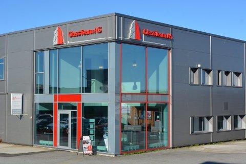 Solgt: Et firma fra Ålesund har kjøpt GlassTeam på Selbak