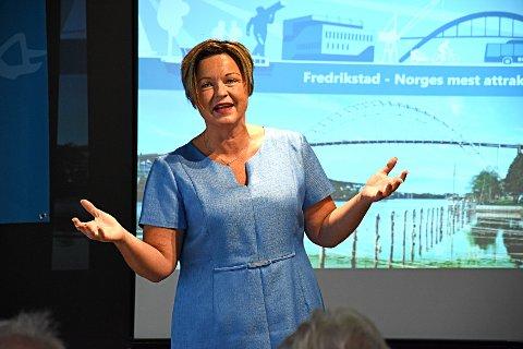 MULIG KANDIDAT: Kommunalsjef Nina Tangnæs Grønvold lanseres som en het kandidat til å bli konstituert som rådmann. Hun har lang fartstid som Ap-politiker.