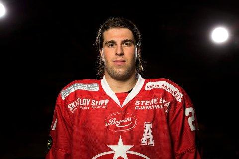 FERDIG: Jesper Nipe er utestengt av Stjernen og blir ikke å se i den røde drakten denne sesongen.