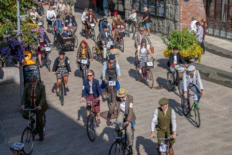 Lørdag er det igjen klart for Tweed Run i Fredrikstad. Se flere arrangementer i denne bildeserien.