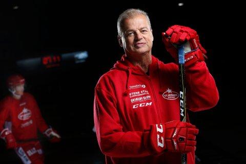 TØFF TID: Bengt-Åke Gustafsson har ikke mange gode minner fra tiden som Stjernen-trener.