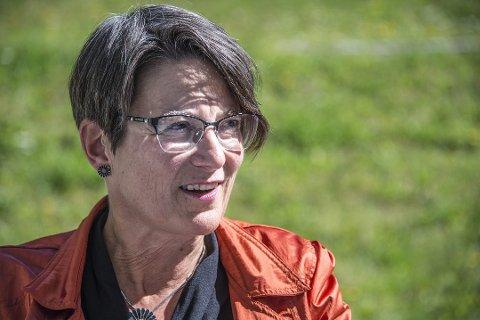 POSITIV: Skolesjef Marit Mundahl er glad for at det rettes fokus mot fraværet i grunnskolen.