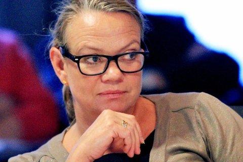 SKUFFET: Camilla Eidsvold synes Hans Ek bommer fullstendig på ballen med sin språkbruk.