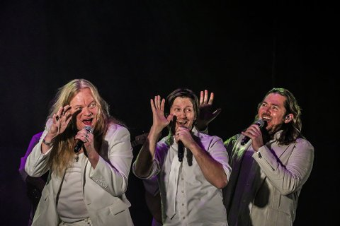 I kveld blir det Beatles-show med blant annet Eirikur Hauksson, Kim Wifladt og Stian Joneid på Blå Grotte. Sjekk ut alt som skjer denne helgen i vår oversikt.