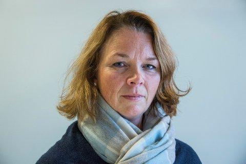 God dialog: Birgitte Skauen Kopperud roser de pårørende som viser god forståelse og samarbeidsvilje i korona-tidene.