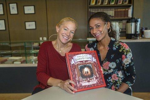 STOR SUKSESS: Snøsøsteren ble landets mest solgte bok i fjor, og Maja Lunde og Lisa Aisato har sagt at de kommer med tre nye bøker sammen.