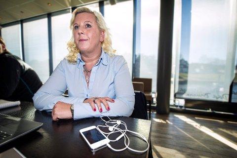 TRENGER IKKE: Anita Vik sier det vil være urimelig å utvide kinoen.
