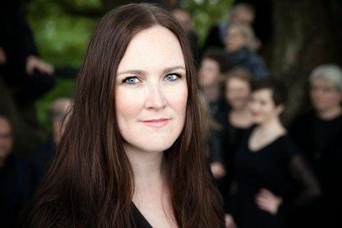 Nytt kor: Nina T. Karlsen fra Onsøy leder et helt nytt profesjonelt damekor som debuterer i Moss 20. oktober.