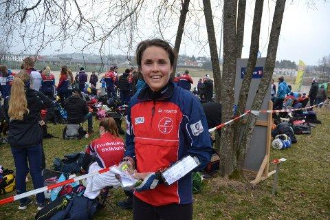 FSK OG VM-STYRET: FSKs Marianne Riddervold Karhs satt i styret bak orienterings-VM. Nå får klubbene i Østfold solide summer på konto etter et overskudd på 1,5 millioner.