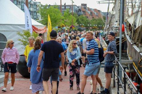 Blir flere: Fredrikstad kommune vokser og vokser, men det siste kvartalet har økningen bare vært på 95 personer. I samme periode i fjor var økningen 139.