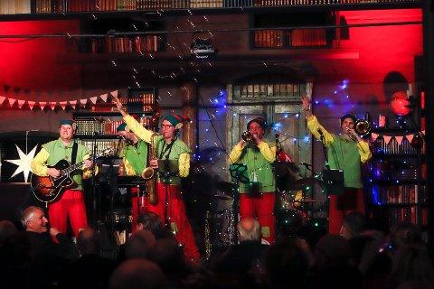 Denne helgen kan du garantert komme i julestemning. Sjekk ut alt som skjer.  Prima Vista Social Club kommer til Gamlebyen.