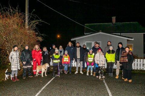 BEKYMRET: Etter en rekke hendelser de siste årene, krever naboene på Lundheim at kommunen tar tak i problemene rundt enkelte kommunale leiligheter i Eplestien.
