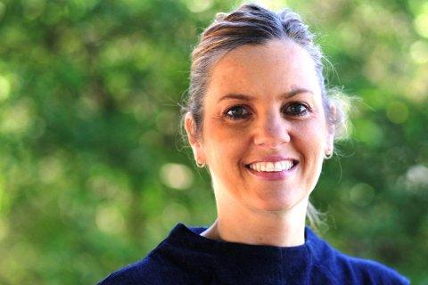 Ny periode: Camilla Hansen Steinum blir sittende som presidenten i Den norske tannlegeforeningen i en femte periode.