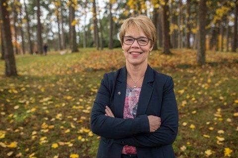 SKAL BISTÅ: Sarpsborg kommunes øverste sjef Unni Skaar er bedt om å være setterådmann og undersøke varslingssaken til Elisabeth Håbu.