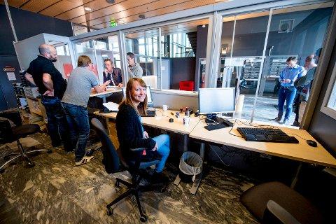 Leder for kommunikasjon og service i Fredrikstad kommune, Ingrid Trømborg, er svært fornøyd med resultatet Forbrukerrådet presenterte i dag.