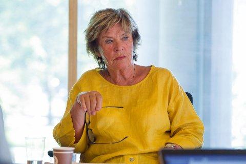 VIL HA VISSHET: Marit Haabeth (Ap) er opptatt av at funksjonshemmede skal ha et godt nok grunnlag for å klage, at det er viktig for deres rettssikkerhet. Derfor ønsker hun å undersøke hvordan praksis er i Fredrikstad.