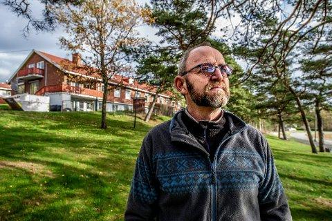 Blir ikke hørt: Ottar Weel i Torsnes lokalsamfunnsutvalg har protestert kraftig mot forslaget om å legge ned sykehjemmet i bygda. Blir det slik Seksjon for helse og velferd ønsker, blir ikke protesten hørt.