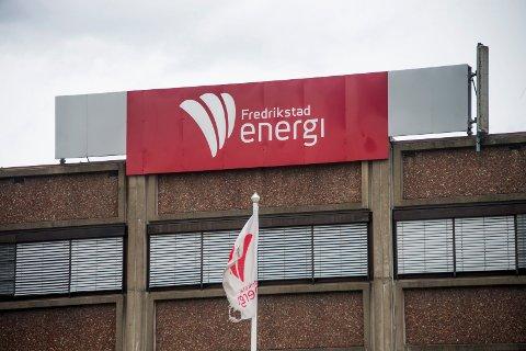 Fredrikstad Energi holder til i Stabburveien på Råbekken.