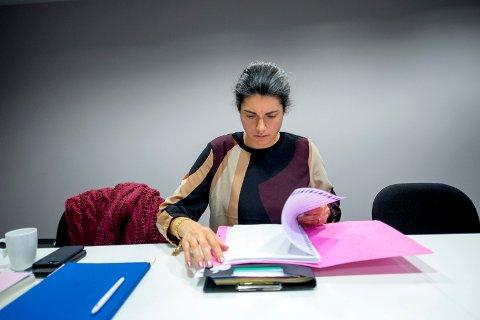 Det er åpnet konkurs i selskapet Chirocco AS, der Racha Maktabi er styreleder og eier.