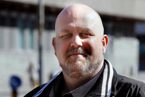 LO-sjefen i Fredrikstad, Vidar Schei blir overrasket om det blir streik.
