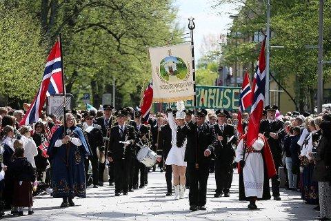 Det blir arrangmenter for både store og smål rundt om i hele kommunen på 17. mai.