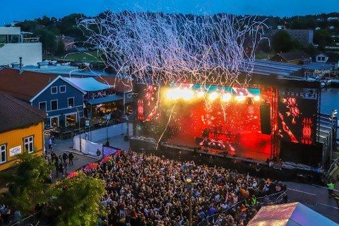 Med i kampen. Idyll-Festivalen i Fredrikstad er en av 20 bedrifter som er foreslått til årets lærebedrift i Østfold.