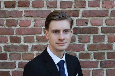 Bystyrerepresentant for Høyre.