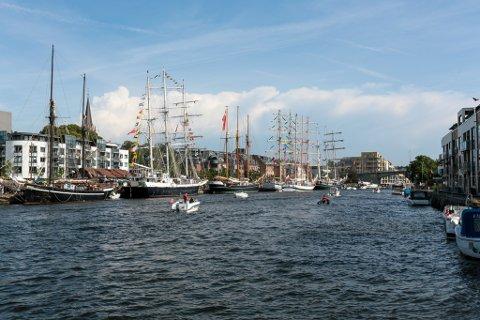 Årets Tall Ships Races var så bra, ifølge kommunen, at de vil søke på nytt om å bli vertskapsby.