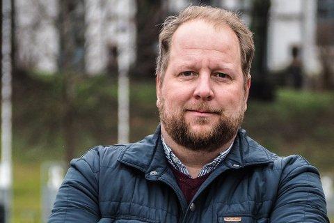 Håper på null: Etter to år med underskudd, håper styreleder Jørgen Aanonsen i Gamlebyen festivaldrift på et nullresultat eller et lite overskudd. I fjor var det søndagssalget på Månefestivalen som sviktet.