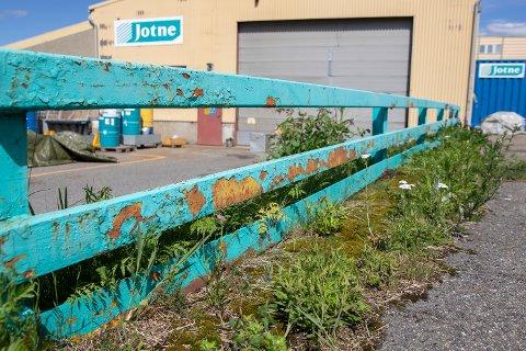 Gir opp: Jotne er sist ut blant en lang rekke industribedrifter som har bestemt seg for å legge ned i Fredrikstad.