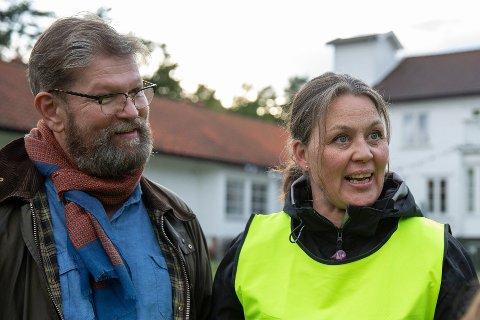 Vanskelig situasjon: Ekteparet Øystein og Lene Elgheim som driver Hvaler Gjestegiveri, har merket konsekvensene av koronapandemien.