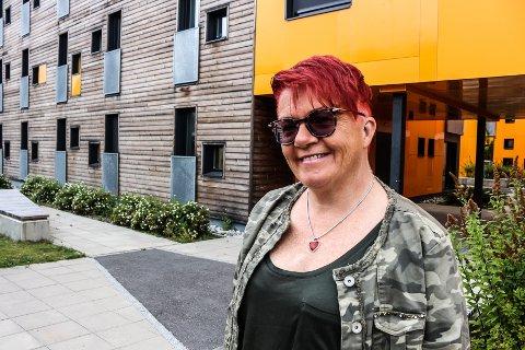 Rita Hirsum Lystad, direktør for Studentsamskipnaden i Østfold, forteller at de er klare for å ta imot nye og gamle studenter til studentboligene i Halden og Fredrikstad den kommende uken.