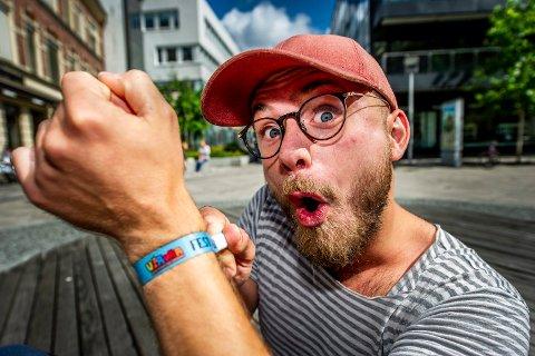 Thomas Stene-Johansen har stratet opp festivalen Virvar – en teaterfestival for barn i Oslo. 17.-18. august inviteres store og små til Langkaia i hovedstaden for å bli med på moroa.