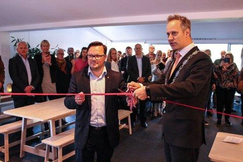 Disse to blir helt sentrale i Fredrikstad-politikken også de fire neste årene: gruppeleder Atle Ottesen og ordfører Jon-Ivar Nygård. Her kan du lese hvilke 20 saker de mener blir viktigst de nesten fire årene.