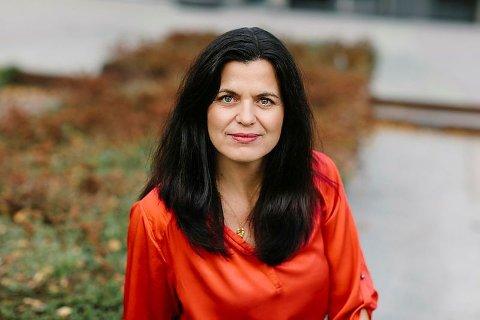 KONKURSFARE: Regiondirektør Nina Solli i NHO Viken Oslo opplyser at konkursfaren fremdeles er høy i medlemsbedriftene.