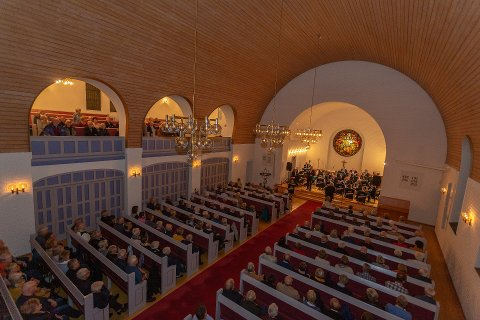 Fjorårets hyllest til Frank Sinatra ble en suksess for FSO Storband og LC Onsøy. I år er det Ella Fitzgerald som skal hylles.