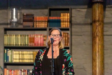 Anne Fjellro overtok tidligere i år som festivalsjef for Ord i Grenseland.