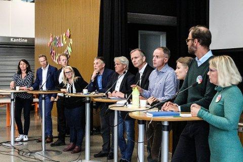 POLITIKK: Fredrikstads politikere har debattert og drevet valgkamp i flere uker. I resultatet for skolevalgene ser du hvem som nådde frem til flest ungdommer.