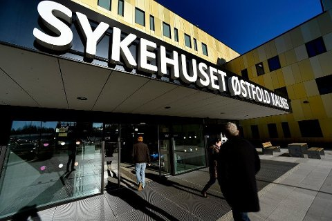 NYE FELT: Ved Sykehuset Østfold tar flere til orde for at man trenger nye behandlingsformer mot depresjon.