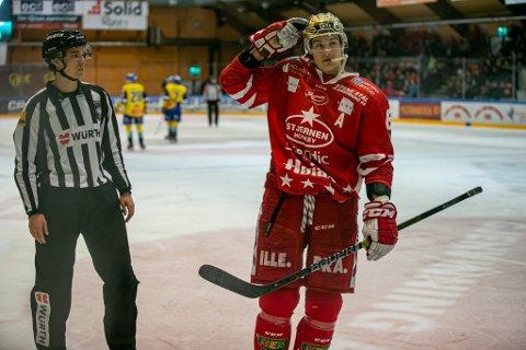 Andrew O'Brien setter kursen mot Fredrikstad denne uken. Trolig reiser han fra Riga på onsdag.