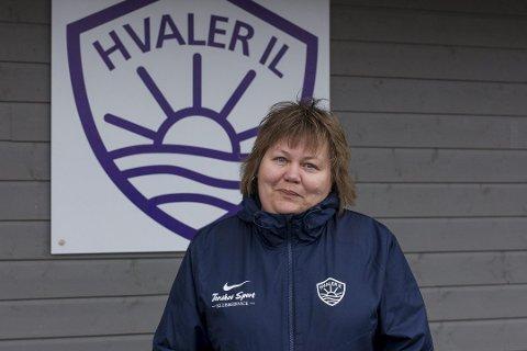 Klart: Cicilie Sandberg i Hvaler IL har bestilt godt høstvær og inviterer til Hvalermila.
