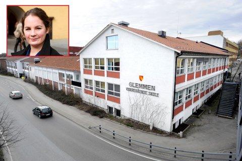 Ifølge tillitsvalgt Thea Lerfald-Hansen ved Glemmen videregående skole, har lærerne vært gjennom en enorm belastning som følge av feilbeskjed om å sende elevene hjem. – En slik ekstrabelastning som ikke førte til noe, tåler vi ikke mange av, sier hun.